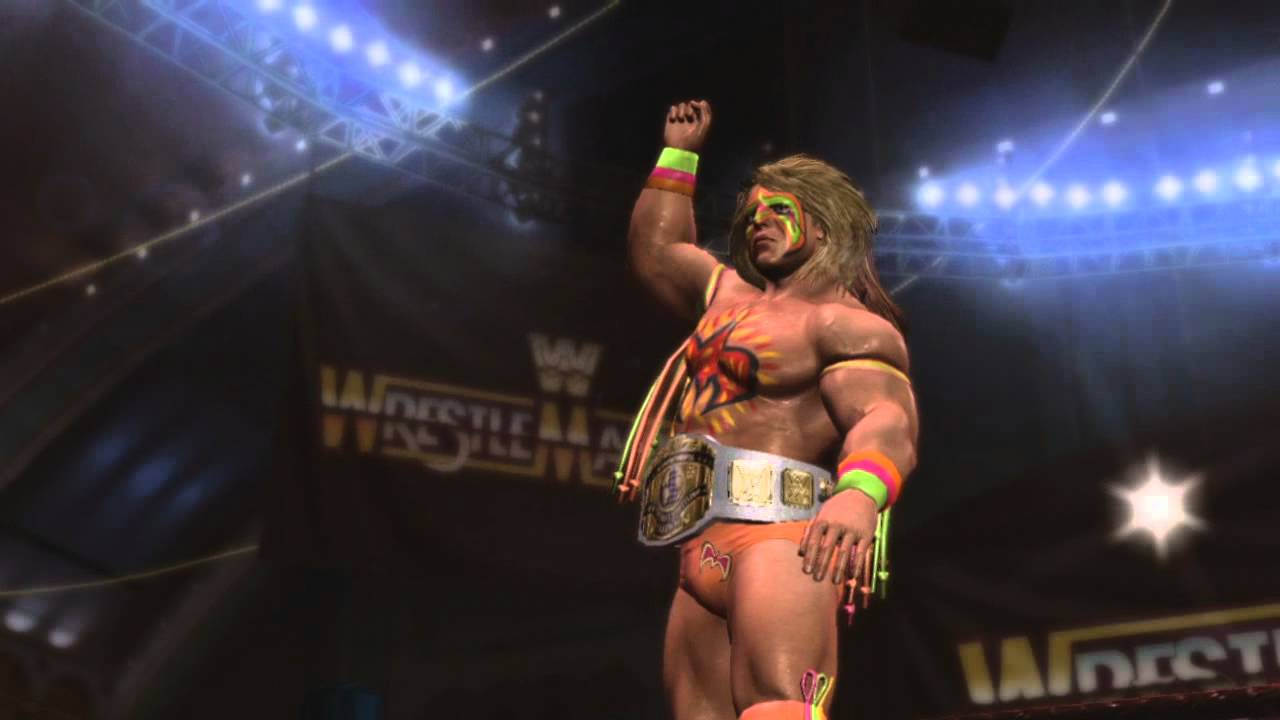 WWE Legends of Wrestlemania - Rewrite - Ultimate Warrior ...