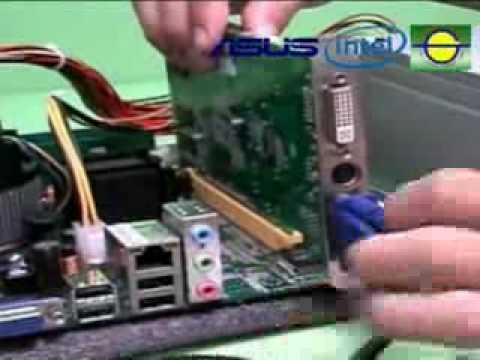 Phần III: Hướng dẫn lắp ráp máy vi tính.