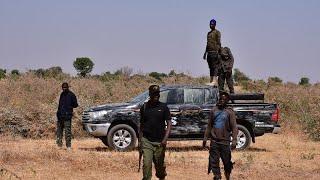Nigerian authorities warn of increased gang, terror activities