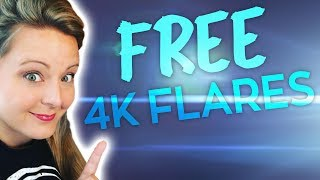 FREE 4K Flares & How to Use Them in FCPX