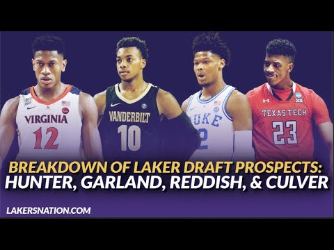 Lakers Podcast: An In-Depth Breakdown Of Possible Laker Draft Prospects with the #4 Pick