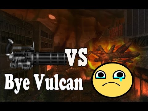 Dead Frontier: The Final Use of the Vulcan vs FGS