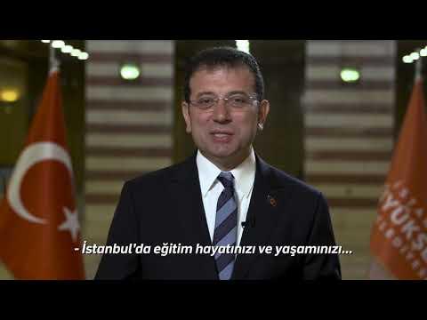 İstanbullu üniversite öğrencileri Için Eğitim Yardımına Başlıyoruz.