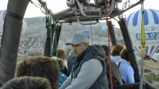 Hot Air Balloon Flights Cappadocia Goreme Turkey 2013