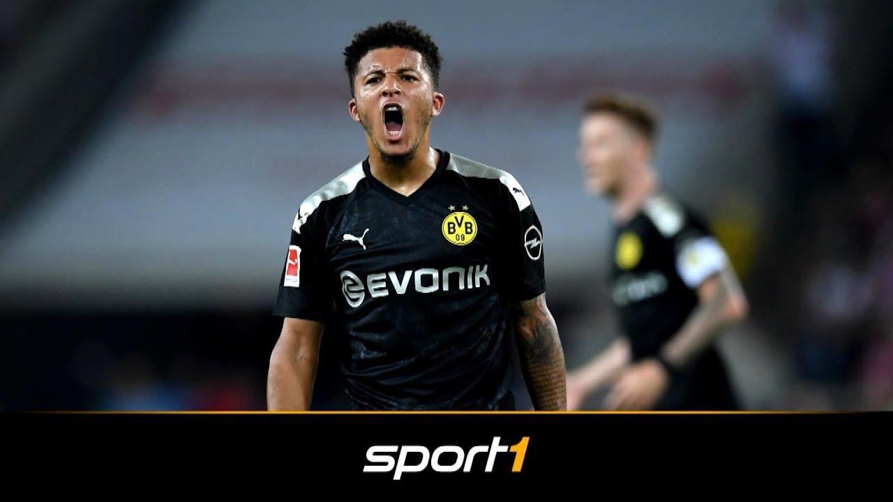 So trickst der BVB mit Sancho beim CL-Kader | SPORT1 - DER TAG