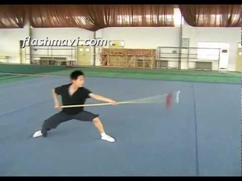 Nan Na Zha Qiang - Wushu Spear Instruction