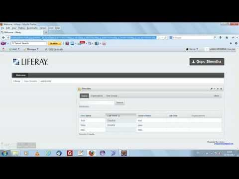 Liferay 6.1 Tutorial 5 - Understanding Portlet Phases