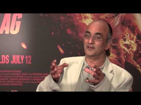 Art Malik Talks 'Diana'