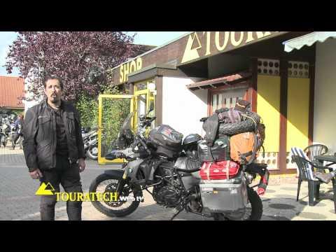 Trans Siberia Moto Interview