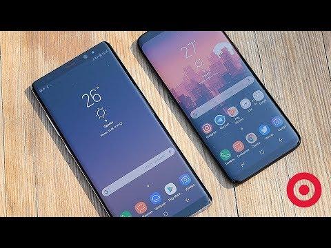 Samsung Galaxy S9+ или Note 8, что выбрать?