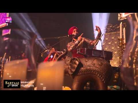 Satinder Sartaaj Live 2016 Birmingham Highlights