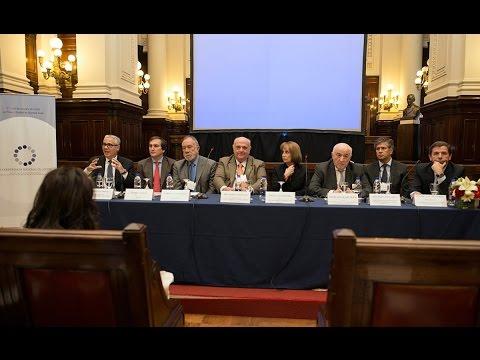 VII Conferencia Nacional de Jueces: panel Narcotráfico