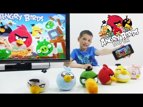 Play DOh Angry Birds Toys MoVie! - PePpa Pig Play Doh Surpris Eggs Unboxing Toys