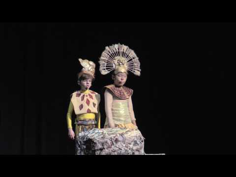 Year 4 The Lion King | 14 June 2017 | BSKL