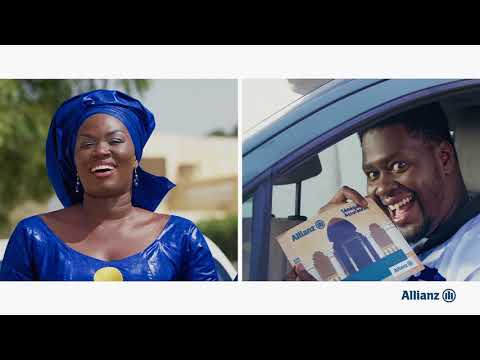 SPOT ALLIANZ AUTOMOBILE