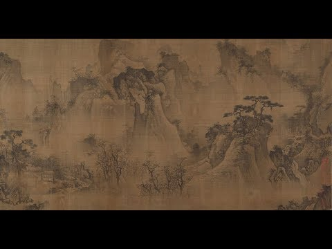 Ancient Art Links – Chinese Landscape Paintings at the Metropolitan Museum