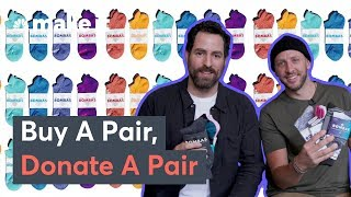 How Sock Start-Up Bombas Brings In $100 Million A Year