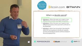 Peter Rizun - Empirical Double spend Probabilities for Unconfirmed Transactions