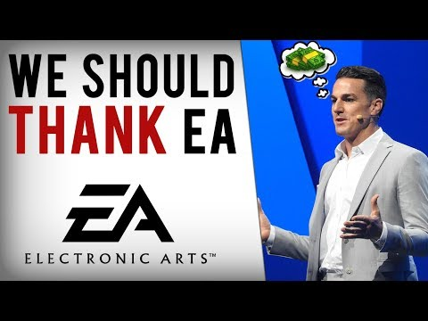 EA is Game Company of The Year...Changing Video Games Forever!