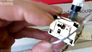 Не работает холодильник причины.Как проверить термостат.Ремонт термостата холодильника своими руками