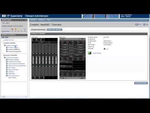 HP Advanced Error Recovery in Superdome X