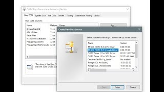 MySQL - Download and install ODBC drivers for MySQL database