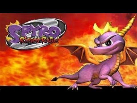 Scorpios9472's Live Stream - Spyro Ripto's Rage  - Second Home World lets go  -