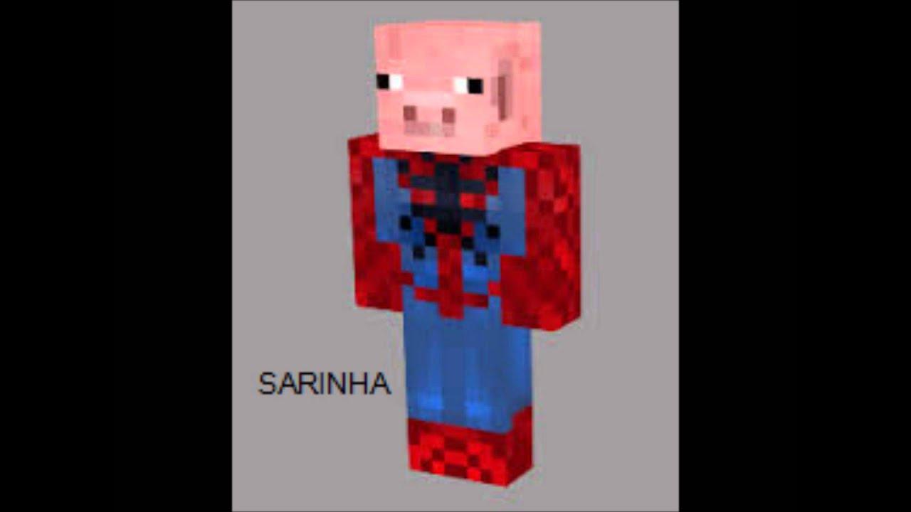 Minecraft Spielen Deutsch Skins Para Minecraft Youtuber Bild - Skin de youtuber para minecraft