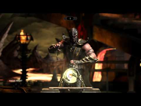Mortal Kombat X: Test Your Might Level 10