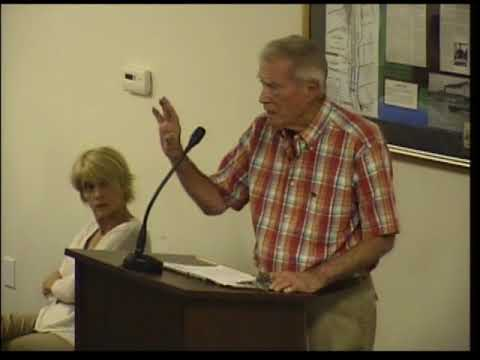 Cottrellville Township Board Meeting, Wed., Sept. 13, 2017