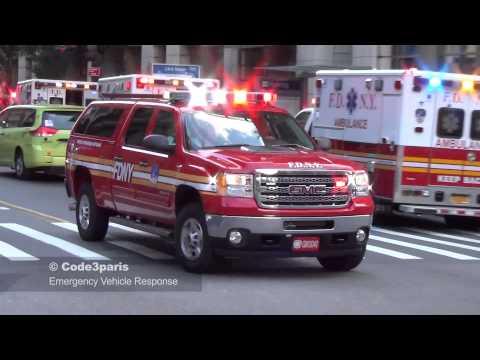 FDNY Rescue Operations Battalion