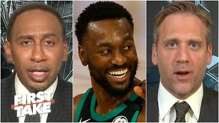 Stephen A. & Max react to Celtics vs. Raptors Game 1 | First Take