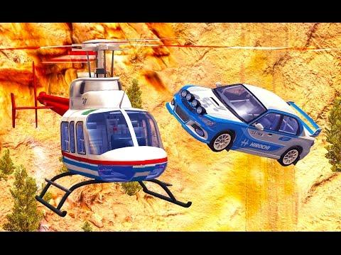 BeamNG Drive Insane Crashes #14