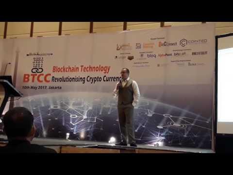 Blockchain Seminar Jakarta May 10, 2017