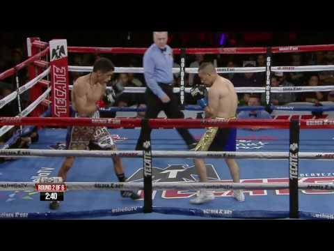 Edgar VALERIO vs. Guadalupe DE LEON | Full Fight | #RingTV
