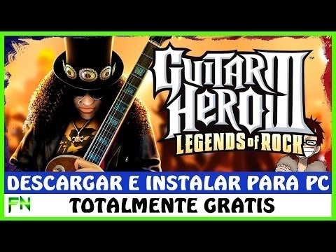 BAIXAR 3 COMPACTADO SUPER GUITAR PC HERO