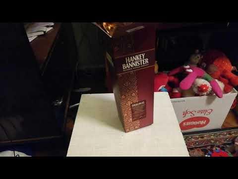 Виски Hankey Bannister Original 3 года выдержки 1 л 40% в коробке (5010509414081)