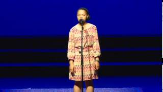 Poetry Out Loud: Recitation by Anita Norman