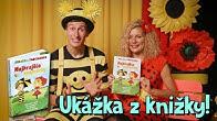 Smejko a Tanculienka - knižka Najkrajšie rozprávky