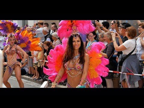 Samba - Festival Coburg in Franken 2017 in (4K)