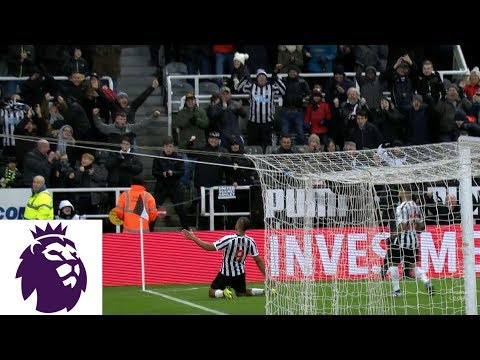 Rondon scores to bring Newcastle level with Man City | Premier League | NBC Sports