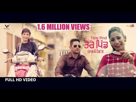Tere Pind - Harpi Gill Ft. Matt Sheron Wala || Latest Punjabi Songs || VS Records