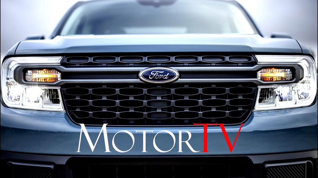 Ford Maverick Compact Pickup Starts Under $20k With Hybrid ...