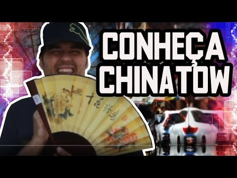 CONHECENDO CHINATOWN EM BOSTON - VIVER  EM BOSTON