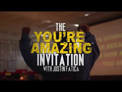 The You're Amazing Invitation - Westchester County, NY