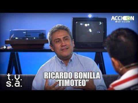 """RICARDO BONILLA, ACTOR QUE DIO VIDA A """"TIMOTEO"""""""