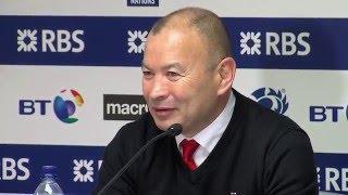 Eddie Jones: Billy Vunipola can be best No.8 in world rugby