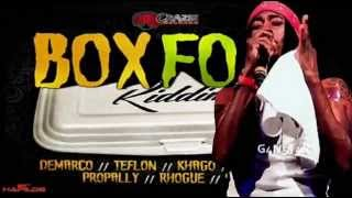 Khago - Wine & Cum (Raw) - Box Food Riddim - May 2014 @THEREALKHAGO @JAYCRAZIE_REC