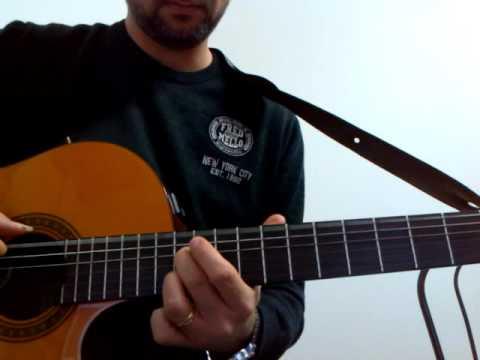 Fragile Sting Guitar Lesson Studiarechitarra Youtube