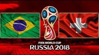 Brasil vs Suíça - Goals & Highlights - World Cup Russia 2018